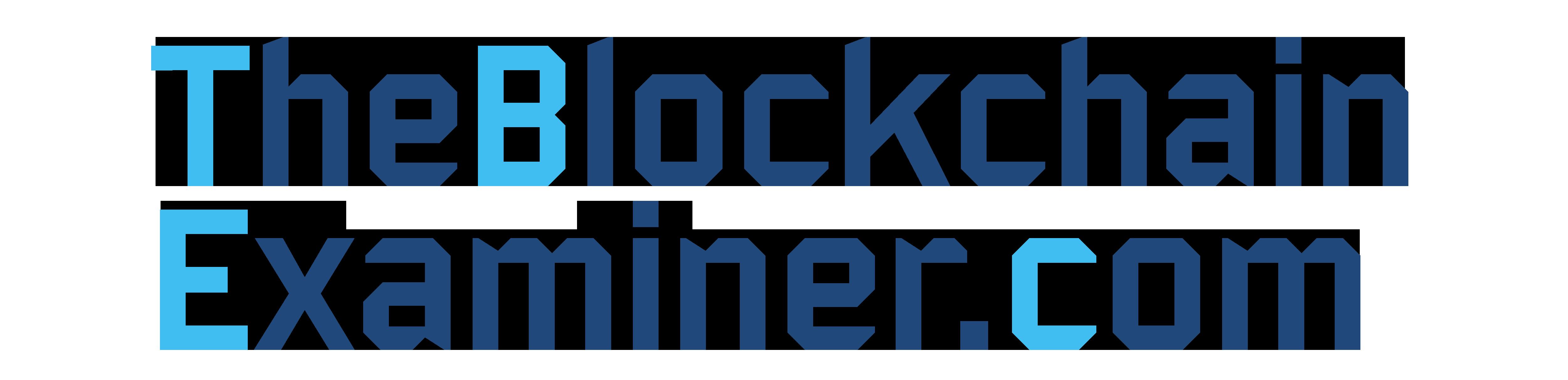 Theblockchainexaminer Logo